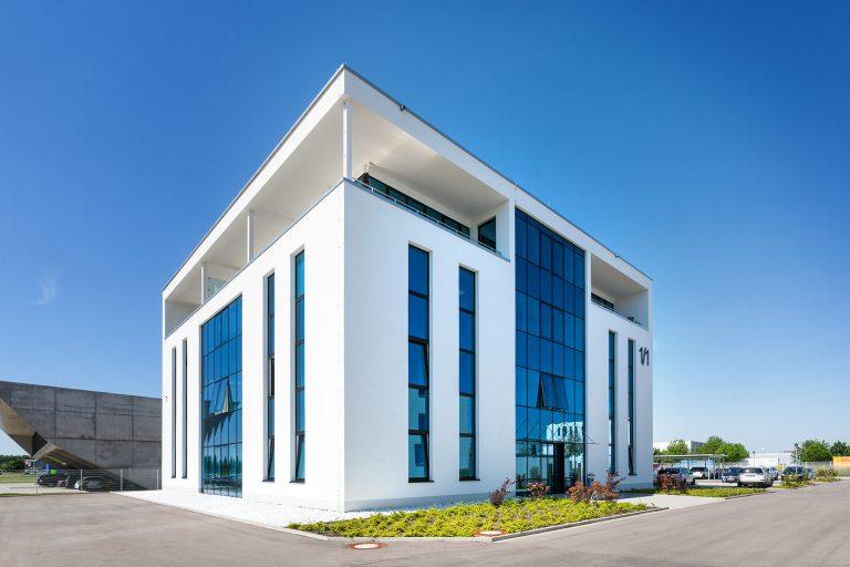 Himmelsbach & Streif Firmengebäude